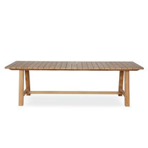 Bernard Table 300 cm - solid teak