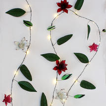 Clematis LED String Lights