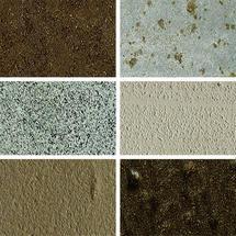 Geo Round Planter M - Special Textured Finish