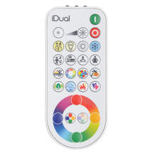 Remote control for iDual
