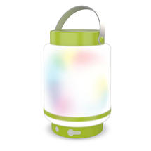 Doji Outdoor LED Lantern - Green