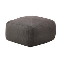 Divine Footstool - Brown
