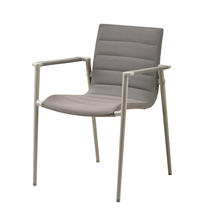 Core Dining Armchair - All Weather Brown