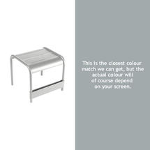 Luxembourg Low Table Small - Steel Grey