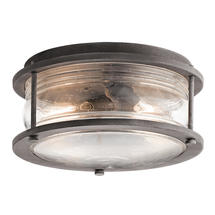 Ashlandbay 2lt Outdoor Ceiling Flush