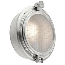 Clearpoint 1lt Outdoor Wall Light