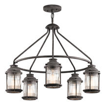 Ashlandbay 5lt Outdoor Chandelier