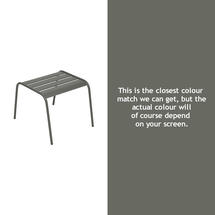 Monceau Low Table / Footrest - Rosemary