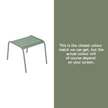 Monceau Low Table / Footrest - Cactus