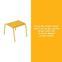 Monceau Low Table / Footrest - Honey