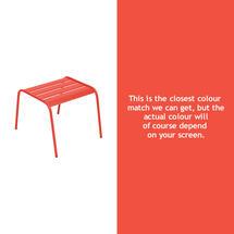 Monceau Low Table / Footrest - Capucine
