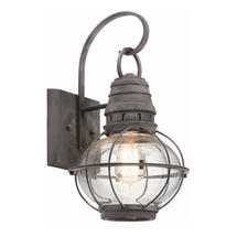 Bridge Point Medium Wall Lantern