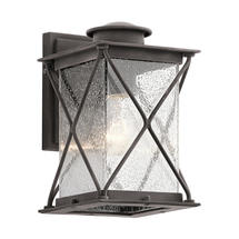 Argyle Small Outdoor Wall Light