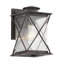Argyle Small Outdoor Wall Light