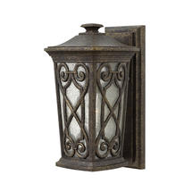 Enzo Small Wall Lantern