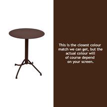 Ariane Round Table - 60cm - Russet