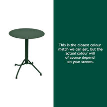 Ariane Round Table - 60cm - Cedar Green