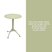Ariane Round Table - 60cm - Willow Green