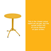 Ariane Round Table - 60cm - Honey