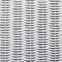 Monte Carlo Chair - Pure White - with Sunbrella Cushion