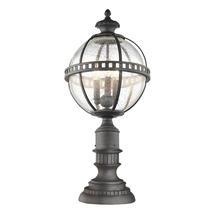 Halleron 3lt Pedestal Lantern Londonderry