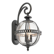Halleron 3lt Wall Lantern Londonderry- Medium