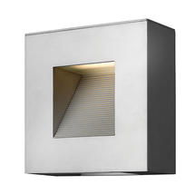 Luna LED Small Wall Light Titanium
