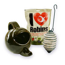Hungry Robin Gift Set