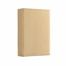 FoldLED Wall Light- Brass
