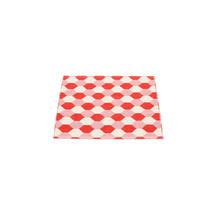 Dana - Coral Red/Piglet/Vanilla - 70 x 60
