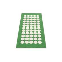 Fia 70 X 150cm Grass Green/Vanilla