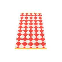Marre - Coral Red/Vanilla/Mustard Edge - 70 x 150