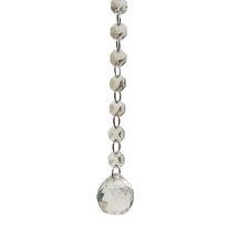 Crystal Chain with Ball