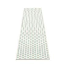 Noa 70 X 250cm Pale Turq/Vanilla/Grey Edge