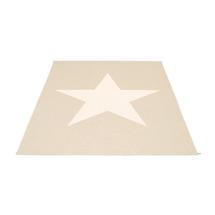 Viggo Star 180 X 230cm Beige Metallic/Vanilla