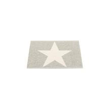 Viggo Star 70 X 50cm Stone Metallic/Vanilla