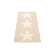 Viggo Star 70 X 150cm Beige Metallic/Vanilla