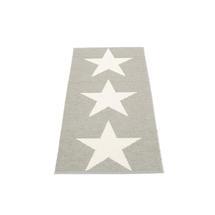 Viggo Star 70 X 150cm Stone Metallic/Vanilla