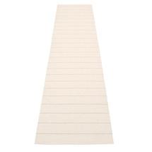 Carl 70 x 350 Vanilla/White