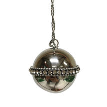 Polished Silver Ball Decoration
