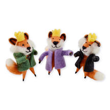Three Foxy Kings