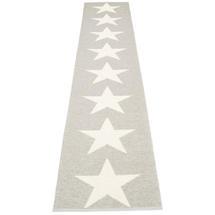 Viggo Star 70 X 450cm Stone Metallic/Vanilla