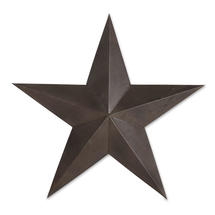 Industrial Oversized Metal Star