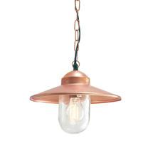 Karlstad Hanging Lantern - Copper