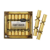 Mini Christmas Dinner Party Crackers