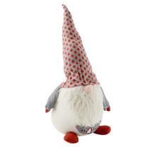Doorstop Christmas Gonk - Red Spotty Hat