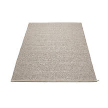 Svea 140 x 220cm Rug - Mud Metallic / Mud