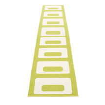 Owen 70 x 320cm Runner - Lime / Vanilla