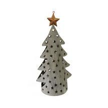Christmas Tree Tealight Holder - Small
