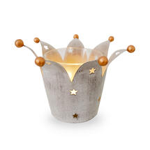 Crown Tealight Holder - Small